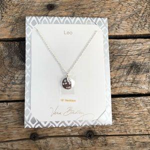 Vera Bradley Leo Carded Necklace Brand New! 16in.